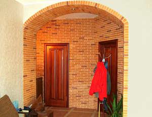Как сделать арку в квартире из гипсокартона видео 73